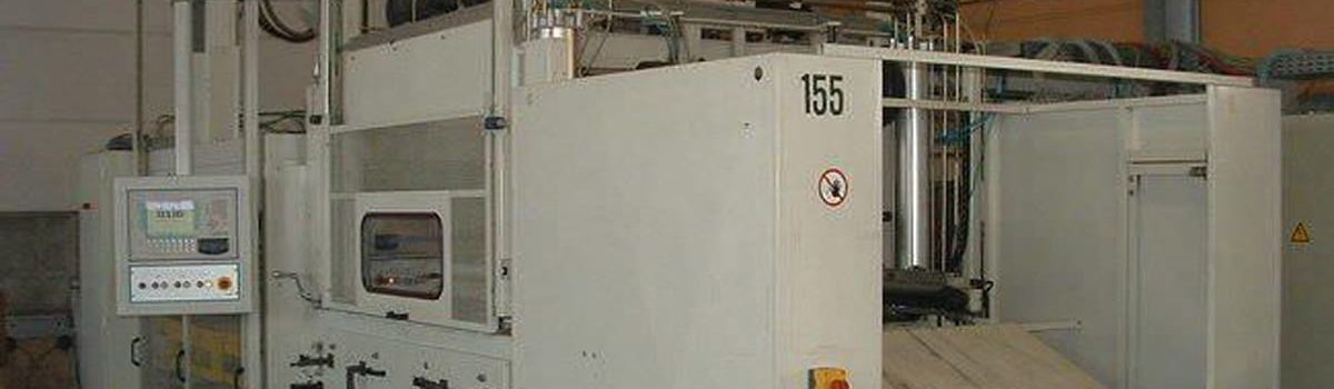 Zuwachs im Maschinenpark – Modell UA 155-4g BE P