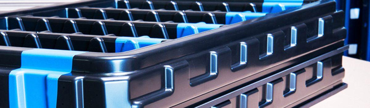 Produkt-Portfolio – Verpackungen und Formteile – Werkstückträger und Transportverpackungen