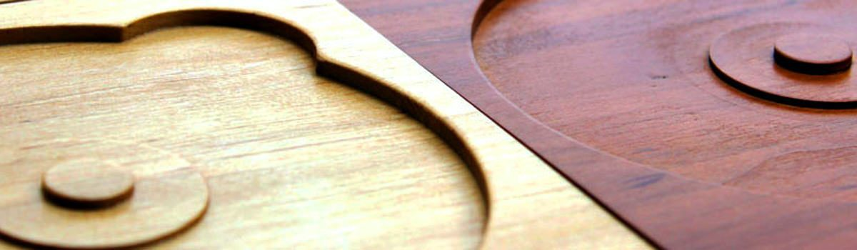 Produkt-Portfolio – Holz und Metall