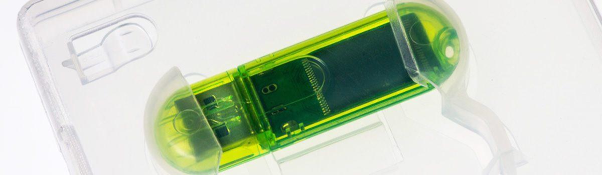 Produkt-Portfolio – USB und Speicherkarten
